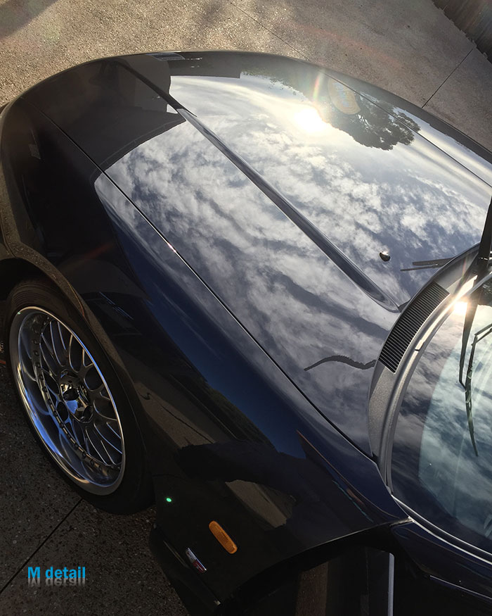 Paint Protection Melbourne Car