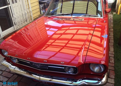 paintprotection-mdetail-melbourne-detail-detailer-mustang-pony-