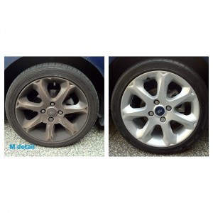wheel protection for cars