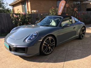 paint protection for porsche